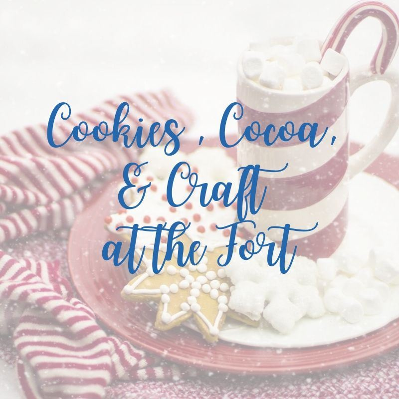 Cookies craft cocoa