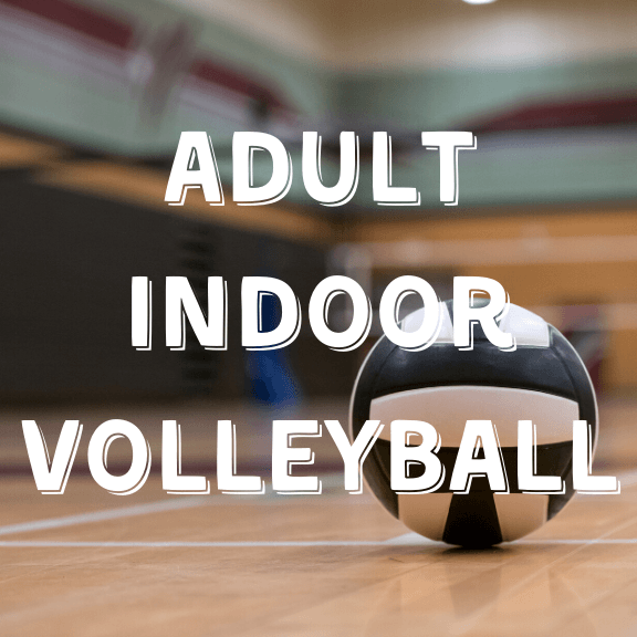 Adult Indoor Volleyball Mouse Over