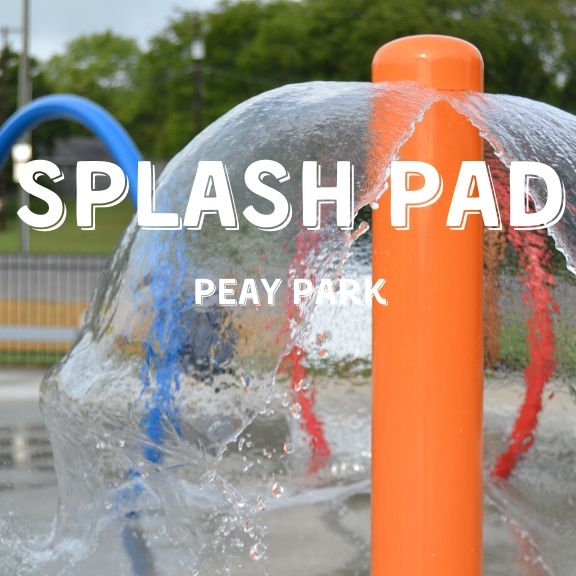 Splash Pad Web