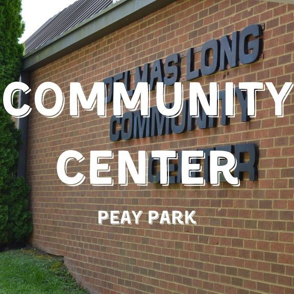 Community Center web