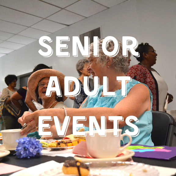 Senior Adult Events