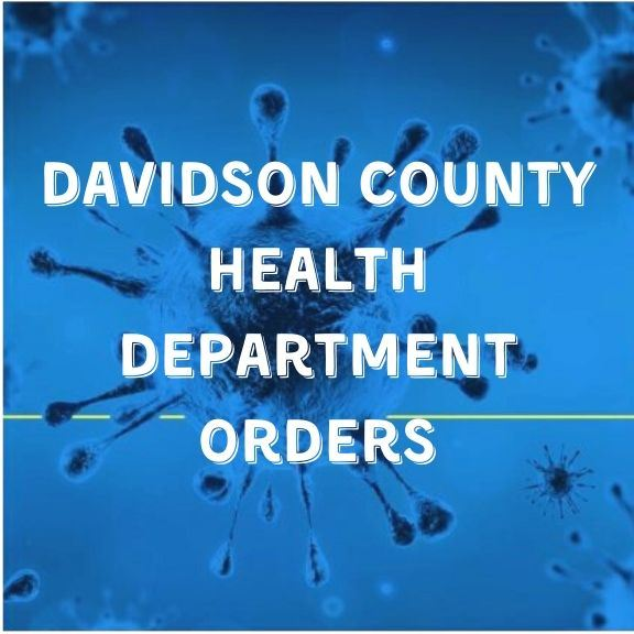 COVID CoG Davidson Co Health Department Orders2